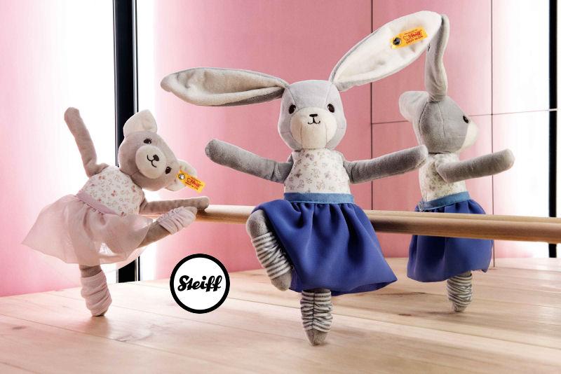 Steiff Bella Ballerina Katze (29cm)