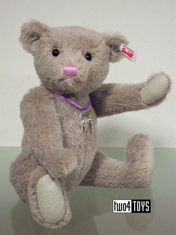 steiff usa 2015 ltd clarence swarovski teddy bear 29cm 11. Black Bedroom Furniture Sets. Home Design Ideas