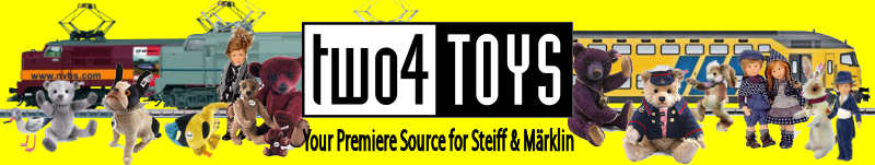 Two4Toys - Your Premiere Source for Steiff & M�rklin