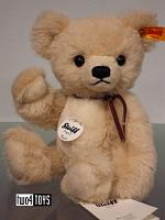 Steiff 000287 MATTI TEDDY BEAR ALPACA CREAM