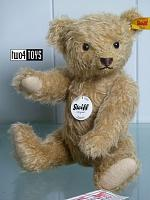 Steiff 000362 JAMES TEDDY BEAR BEIGE MOHAIR 2019
