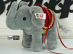 2020 Steiff 006050 CHRISTMAS ELEPHANT ORNAMENT