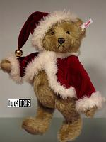 Steiff 006326 CHRISTMAS TEDDY BEAR