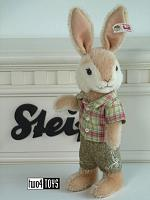 2020 Steiff 006517 RABBIT BOY