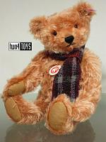 2017 Fall Steiff 006623 WILLY TEDDY BEAR