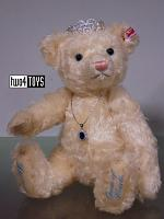 2017 Fall Steiff 006678 PRINCESS DI TEDDY BEAR U.K.