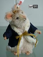2019 Steiff 006883 MOUSE KING ORNAMENT TCHAIKOVSKY NUT CRACKER