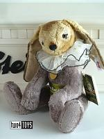2021 Steiff 007033 TEDDIES FOR TOMORROW LAVENDER RABBIT