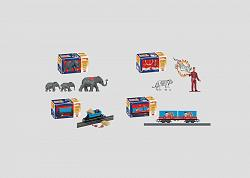 Marklin 00790 CIRCUS MONDOLINO EXTENSION SET
