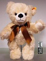Steiff 013478 BOBBY DANGLING TEDDY BEAR SOFT PLUSH