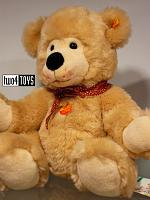 Steiff 013614 TEDDY BEAR HAPPY ORIGINAL SOFT PLUSH 2002