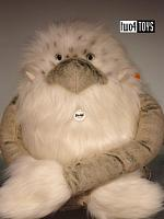 Steiff 015199 NROMMI YETI HUGE SOFT PLUSH  2017