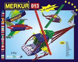 Merkur 02010 M 013 HELICOPTER METAL CONSTRUCTION SET