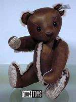 Steiff 025884 SELECTION TEDDY BROWN ENCHANTED FOREST