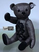 Steiff 025976 SELECTION TEDDY GRAPHITE ENCHANTED FOREST