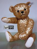 Steiff 025990 SELECTION TEDDY GOUD ENCHANTED FOREST 2012