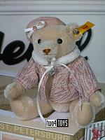 Steiff 026881 GREAT ESCAPES PARIS TEDDY BEAR 2018
