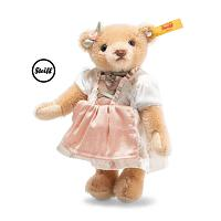 2019 Steiff 026904 MUNICH TEDDY GREAT ESCAPES IN GIFT BOX
