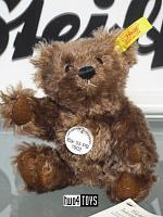 Steiff 029004 MINIATURE 55 PB 1902 BROWN TEDDY BEAR 2002