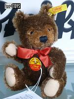 Steiff 029080 MINIATURE 1980 BROWN TEDDY BEAR 2002