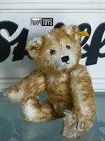 Steiff 029561 PETSY 1928 HISTORIC MINIATURE TEDDY BEAR 1995