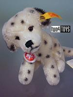 Steiff 031342 DALMATION MINIATURE DOG 2005