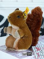 2021 Steiff 033001 WILDLIFE GIFTBOX MINIATURE SQUIRREL 2019