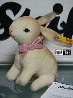 2018 Steiff 033049 HAZEL RABBIT CREAM TREVIRA