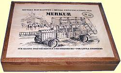 Merkur 03383 CLASSIC C02 METAL CONSTRUCTION SET