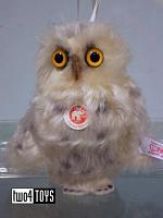 Steiff 035296 OWL ORNAMENT ENCHANTED FOREST