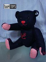 Steiff 035494 SEASIDE SELECTION FELT TEDDY BEAR