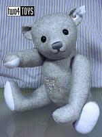 Steiff 035517 SEASIDE SELECTION FELT TEDDY WITH SEA STAR