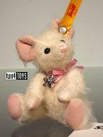 2017 Fall Steiff 040313 TINY MOUSE MOHAIR PENDANT