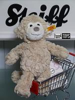 2017 Steiff 060274 SOFT CUDDLY FRIENDS BINGO MONKEY