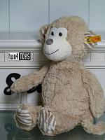 2018 Fall Steiff 060366 BINGO MONKEY SOFT CUDDLY FRIENDS