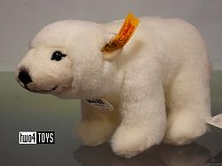 Steiff 062957 ARCO POLAR BEAR WHITE CUDDLY SOFT PLUSH 2014