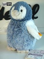 2021 Steiff 063923 SOFT CUDDLY FRIENDS PAULE PENGUIN SMALL 2019