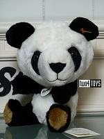 Steiff 064845 TOM BIG HEAD PANDA 2018