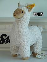 2020 Steiff 069543 LEANDRO LLAMA CREAM SOFT CUDDLY FRIENDS 2019