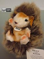 2016 Fall Steiff 071386 JOGGI HEDGEHOG CUDDLY SOFT FUR