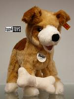 2016 Fall Steiff 076077 RICO DOG CUDDLY SOFT PLUSH