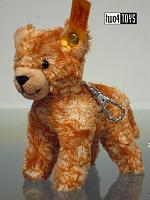 Steiff 112089 KEYRING RED TABBY CAT