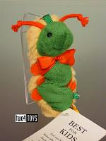 2017 Fall Steiff 112447 PENDANT CATERPILLAR CUDDLY SOFT PLUSH