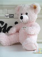 Steiff 113819 LOTTE TEDDY BEAR PINK SOFT PLUSH MEDIUM 2019