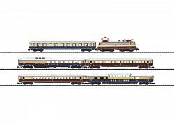 Minitrix 11614 DB RHEINPFEIL EXPRESS TRAIN SET 2010