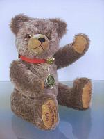 Hermann 11960-7 Classic White Tipped Teddy bear