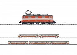 Minitrix 12335/15872 SBB CLASS RE 4/4 II EXPRESS TRAIN SET 2011