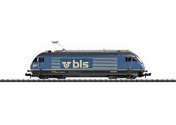 Minitrix 12387 SWISS BLS CLASS RE 465 ELECTRIC LOCOMOTIVE 2011