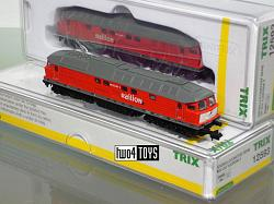 Minitrix 12593 DUTCH RAILION LUDMILLA DIESEL LOCOMOTIVE ® 2009