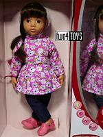 2017 Gotz 1366014 HAPPY KIDZ CLARA PLAY DOLL